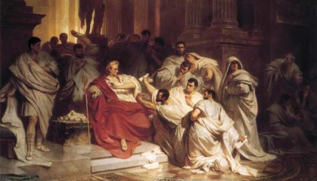 Julius Caesar Summary Class 10th English
