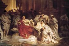 Julius Caesar Summary Class 10th English
