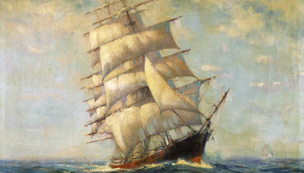 The Rime Of The Ancient Mariner Summary Class 10th English
